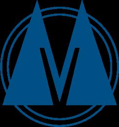 宮内測量設計事務所ロゴ(ネイビー)